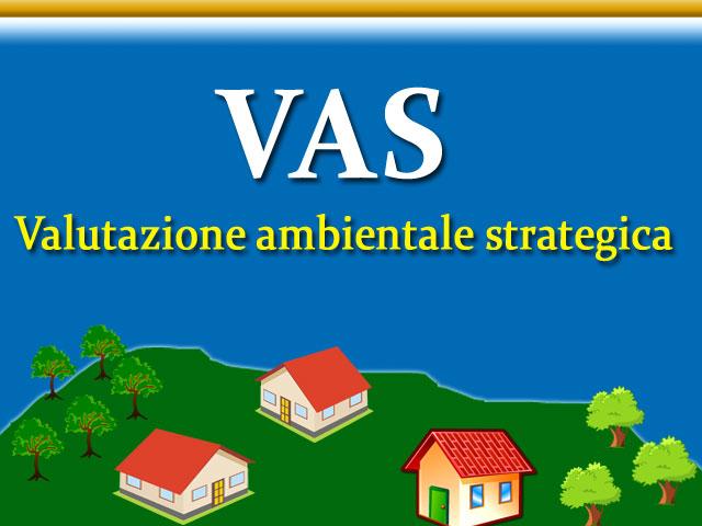 VAS Valutazione ambientale Strategica