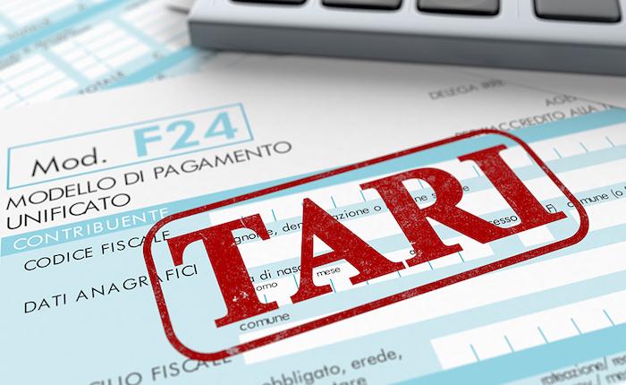 E' possibile richiedere l'invio dell'avviso TA.RI. (Tassa sui rifiuti) ed i relativi F24 via e-mail